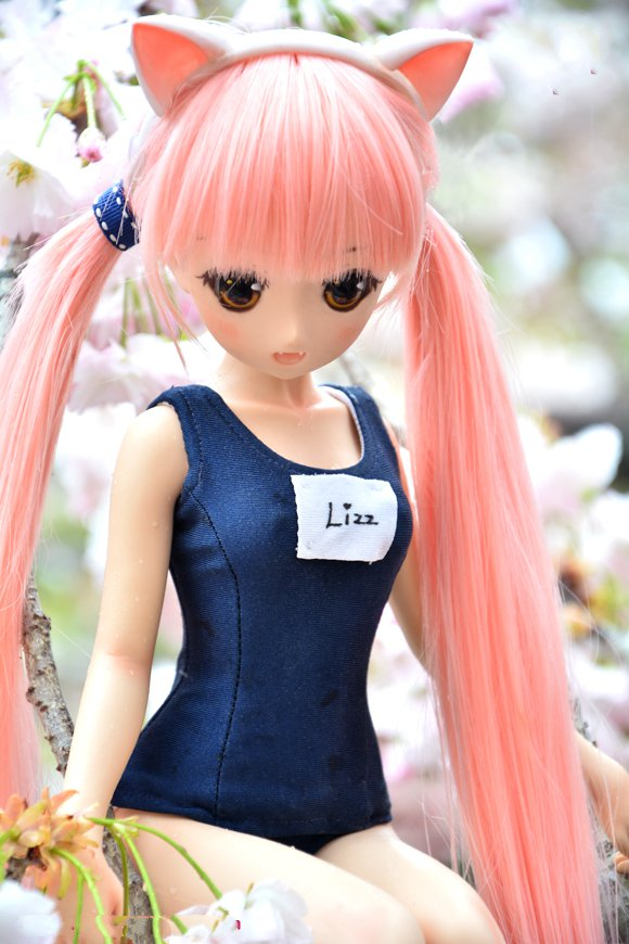 45cm Evoke 1  4 Sexy Sdf Silicone Doll Lizz Large Chest